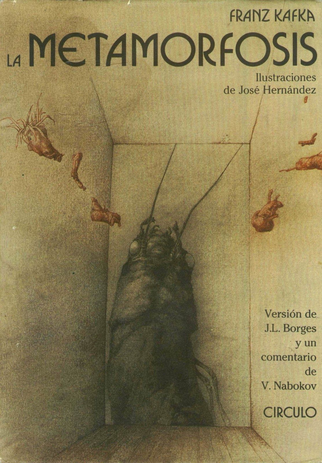 franz kafka acute s the metamorphosis illustrated by jos eacute hern aacute ndez franz kafkaacutes the metamorphosis illustrated by joseacute hernaacutendez