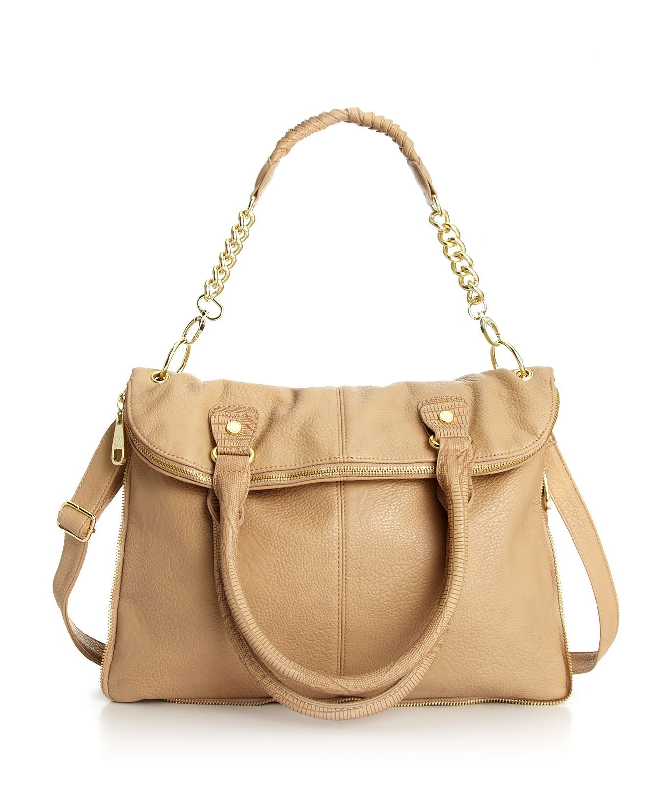 Steve Madden Handbag Bmaxie Convertible Tote Handbags Accessories Macy S