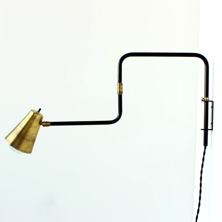 The Best Plug-in Sconces (No Electrician Needed ... on Sconces No Electric Plug id=48134
