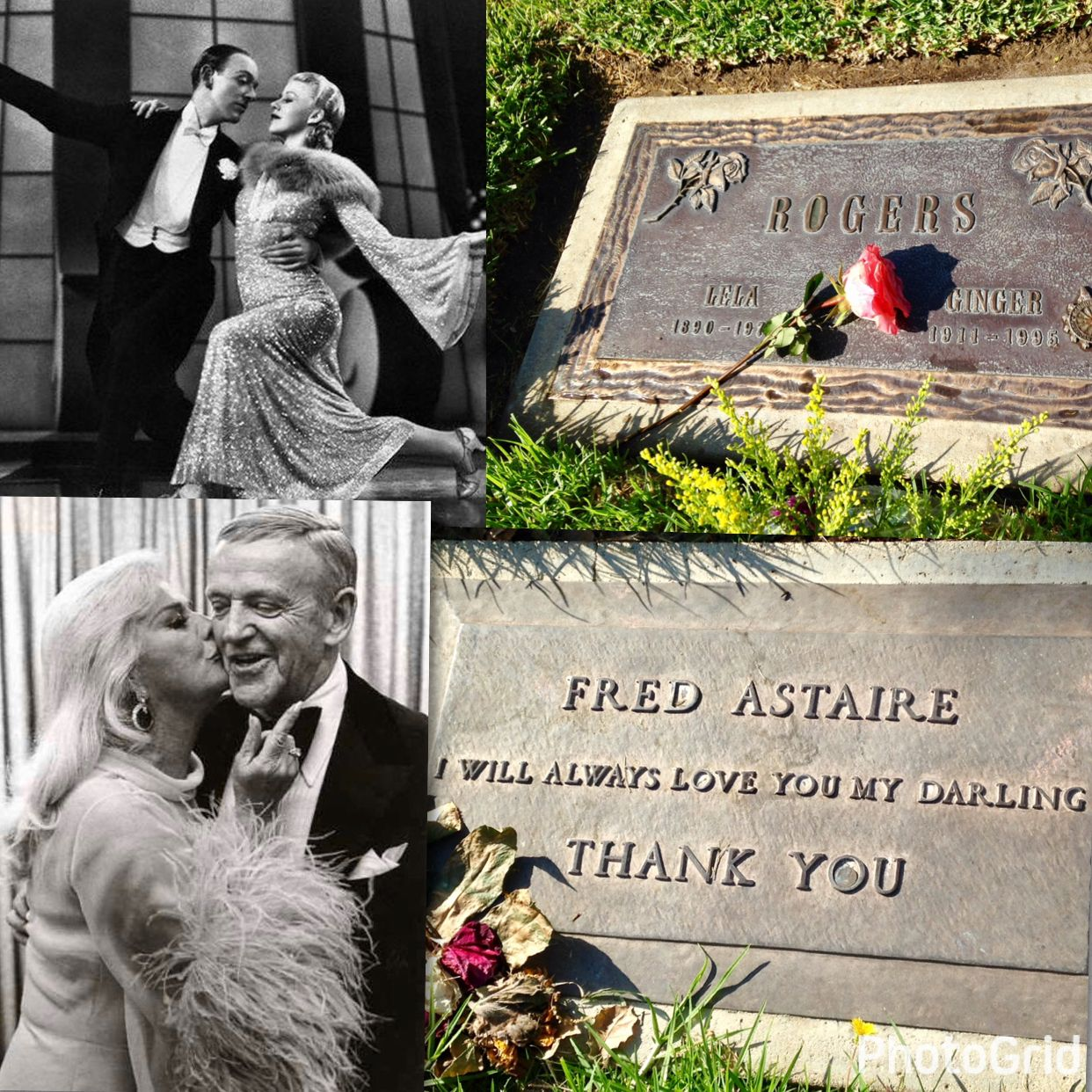 My Little Tribute To Rogers Astaire Visiting Oakwood Memorial Park Chatsworth Ca Tribute Memorial Park