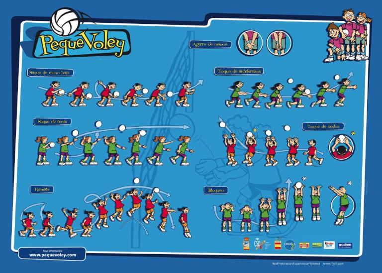 Resumen Del Voleibol Infografias Proyectos De Educacion Fisica Voleibol Ejercicios De Voleibol Circuito Educacion Fisica