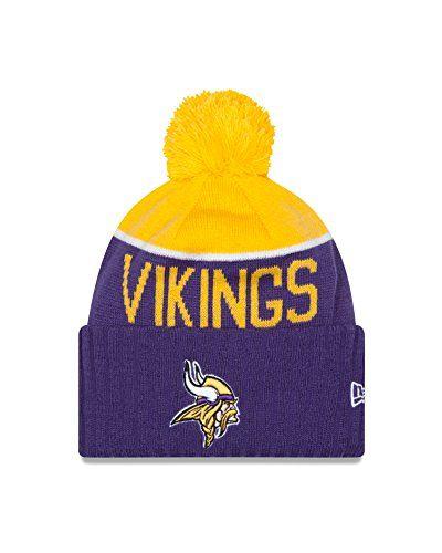 82ffbc57e22 Minnesota Vikings Knit Hat