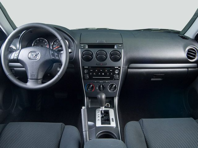 This Interior Review Was Written When The 2007 Mazda Mazda6 Was New.  Description From Usnews