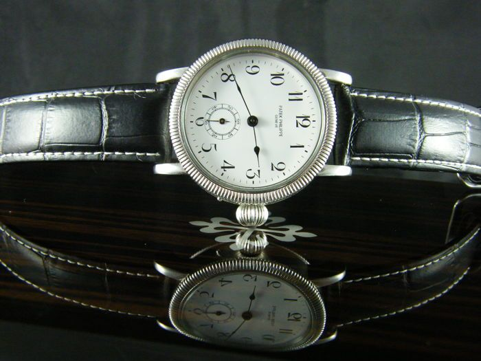 4d72258ccf8 Catawiki online auction house: Patek Philippe - mariage watch - Men - 1850- 1900