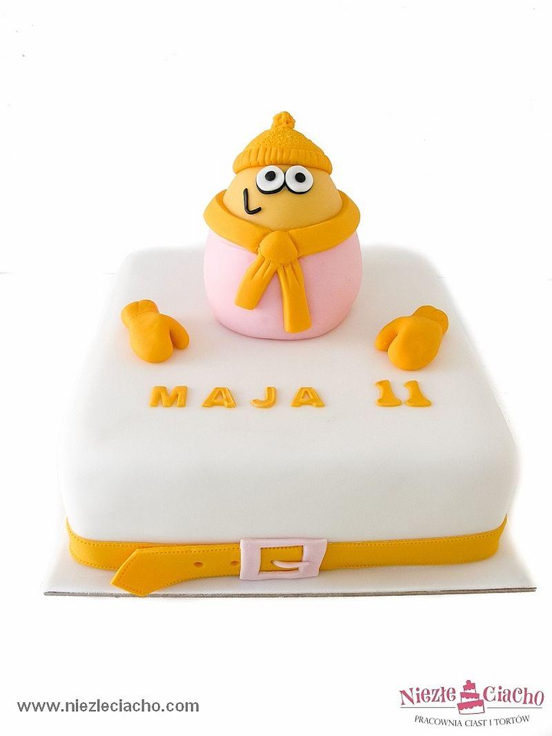 Pou Torty Urodzinowe Przyjecie Urodzinowe Tort Na Urodziny