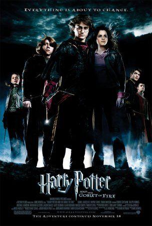 Harry Potter El Calze De Foc Harry Potter Portadas Cine