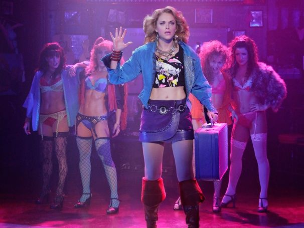 Rock Of Ages Rock Of Ages Age Photos Photo