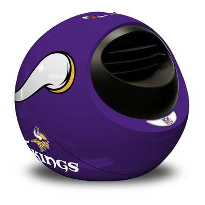 Minnesota Vikings Portable Infrared Helmet Shaped Heater Vikingos