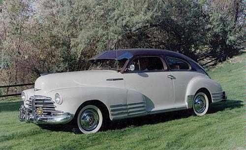 1947 Chevrolet Aero 2 Door Sedan With Images Chevrolet Dodge