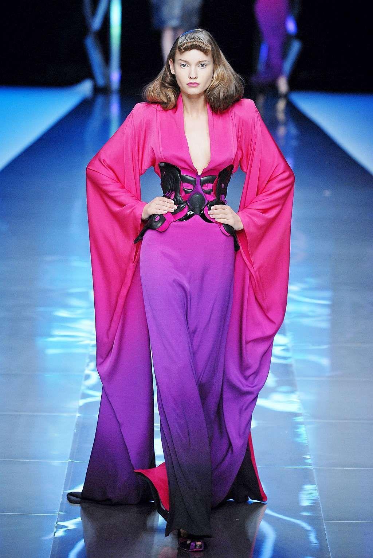 Alexander McQueen Spring 2008 #alexandermcqueen2008   couture ...
