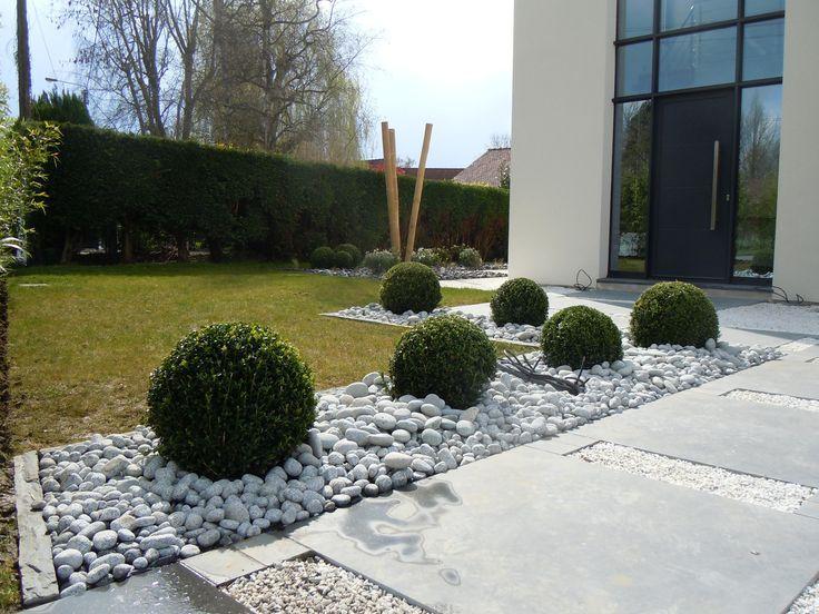 Best Amenagement Jardin Contemporain Contemporary - Matkin.info ...