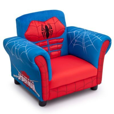 Marvel Spider-Man Upholstered Chair in 2019 | Products | Kids ...
