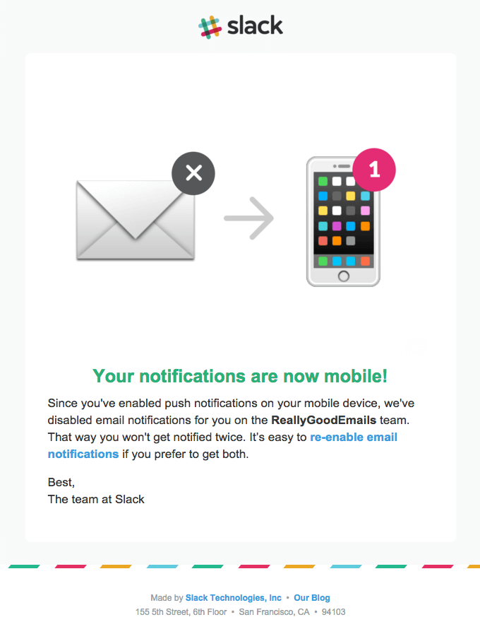 Slack Mobile Push Enabled Email Notifications Disabled Really
