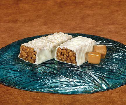 Robard Corporation Caramel Crunch Protein Bars Crunch Bar