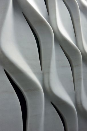 Zaha Hadid For Citco Swirl Wall Feature Textures