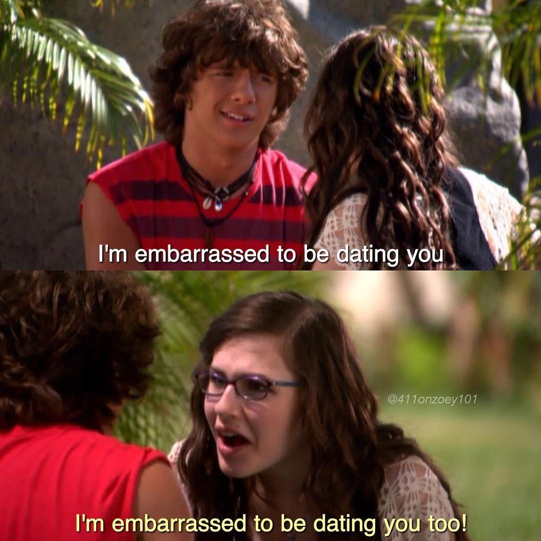 Zoey 101 Quinn ja Logan dating