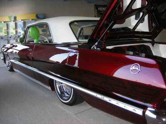 63 Impala Art That I Love 1963 Chevy Impala Chevy Impala Vehicles