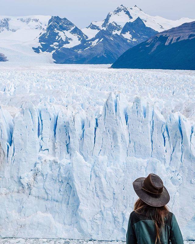 Vivíargentina Sur Instagram Impactante Es Ver Al Glaciar Perito Moreno Martiicano Elcalafatetierradeglaciares Viviar Glaciares Peritos Morenas