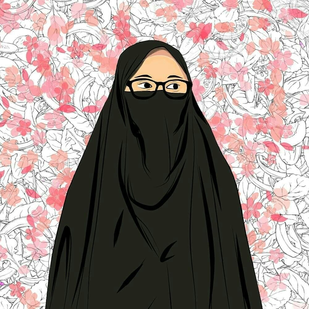 Pin oleh س di Muslim anime Kartun, Animasi, dan Orang