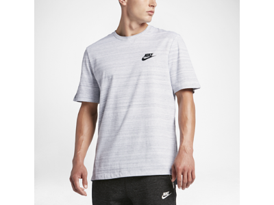 Nike Sportswear Advance 15 Men s Short Sleeve Knit Top   men s ... d25225b0261a