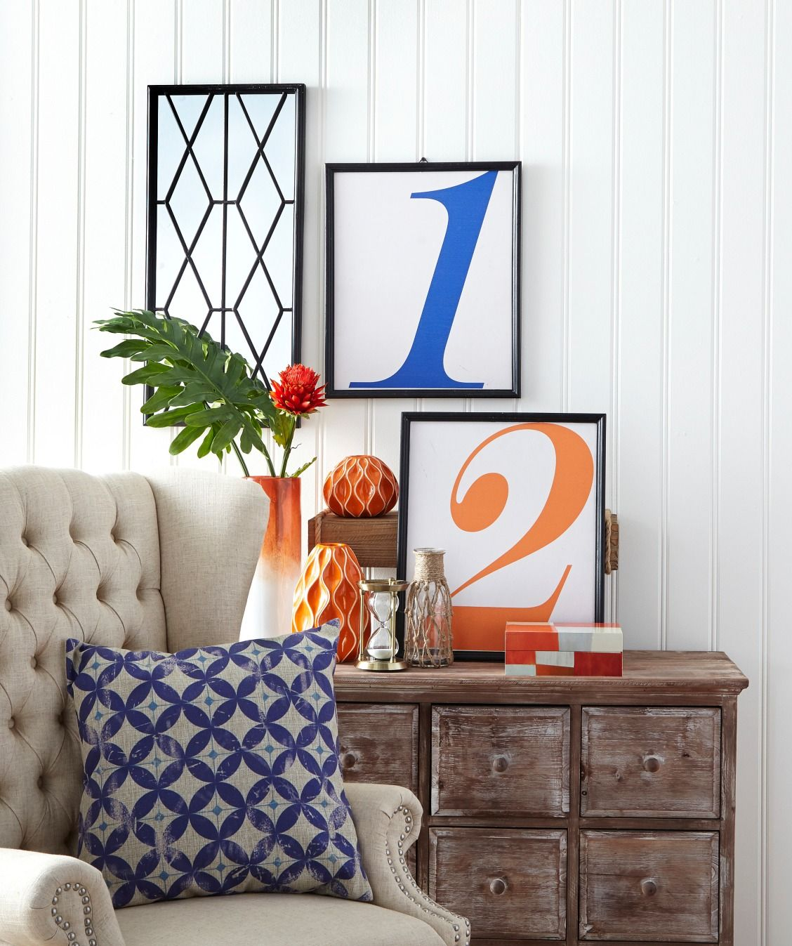 Coastal Prep Home Decor Collection Casual And Relaxed With