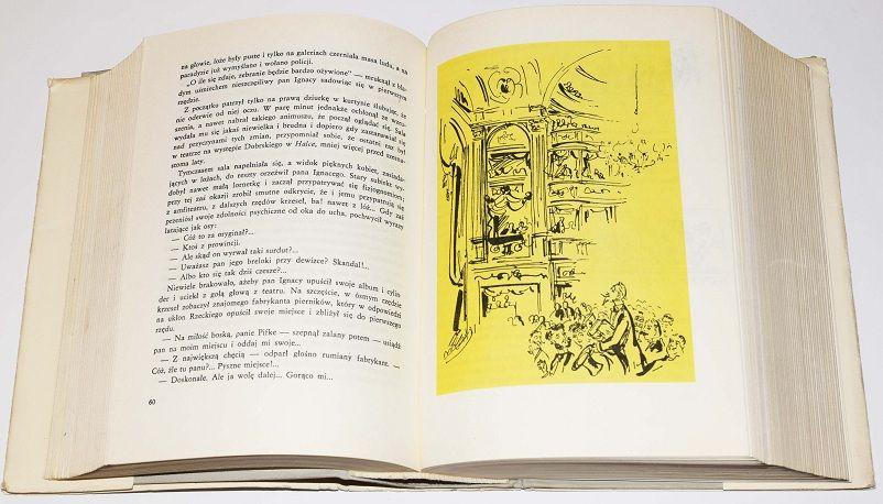 Prus Lalka Piekne Liustracje Uniechowski Obwoluta 6762973254 Oficjalne Archiwum Allegro Book Cover Graphic Books