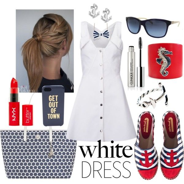 """""""nautical white"""" by kc-spangler on Polyvore"""