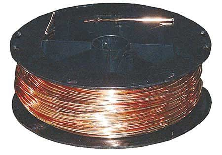 Southwire Company 10638502 Building Wire Bare Cu 6awg 125a 315ft By Southwire 269 77 Building Wire Solid Wire Gau Electrical Wiring Solid Wire Electricity