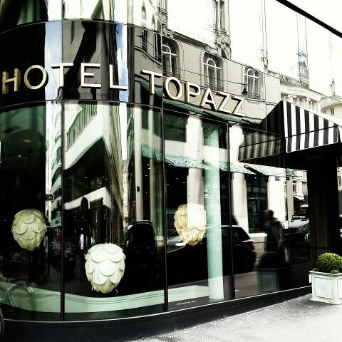 Hotel Topazz is one of Fodor's pick for City Chic hotel and best ...