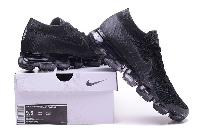 Nike Air Vapormax Flyknit 2018 Black Nike Air Max Trainers Nike Air Shoes Nike Shoes Online