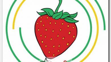 طريقة رسم فراولة كيوت بالخطوات Enamel Pins Drawings