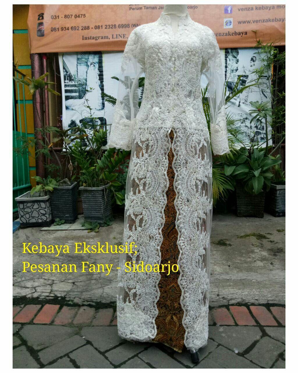 Baju Akad Nikah Batik