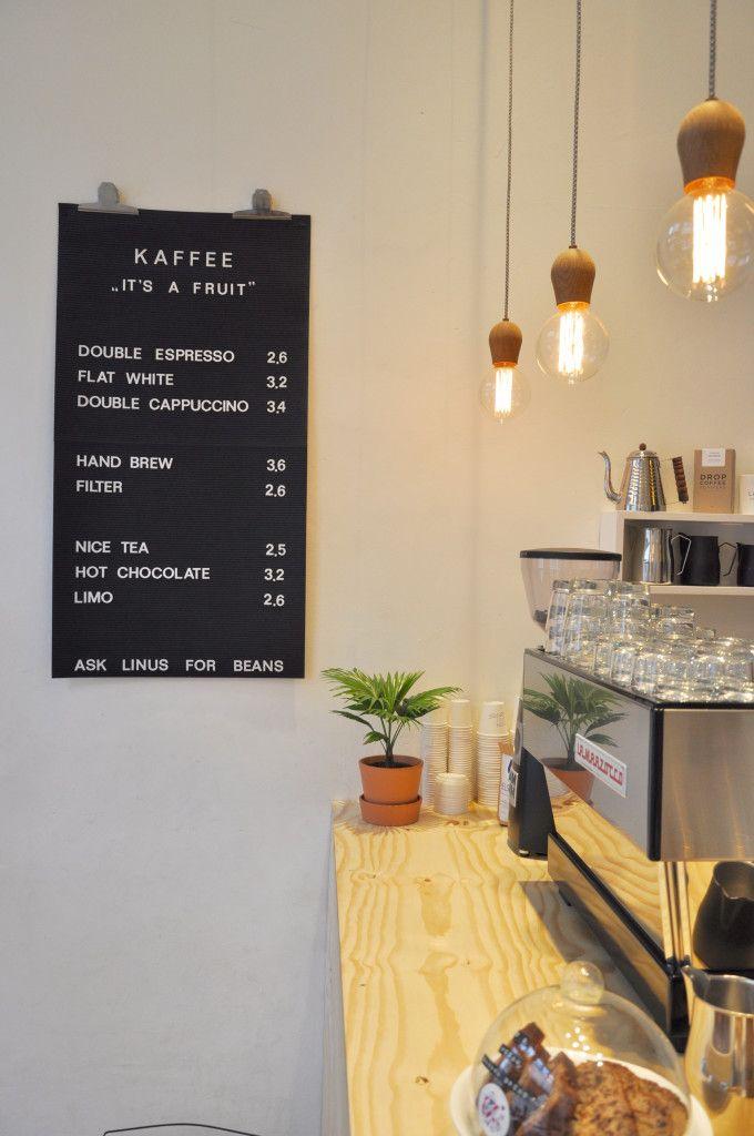 Hamburg, St. Pauli Tørnqvist Pop up Café Pop up cafe