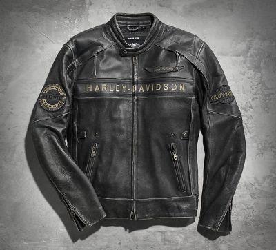ac7f333b808 Men s Spencer Leather Jacket