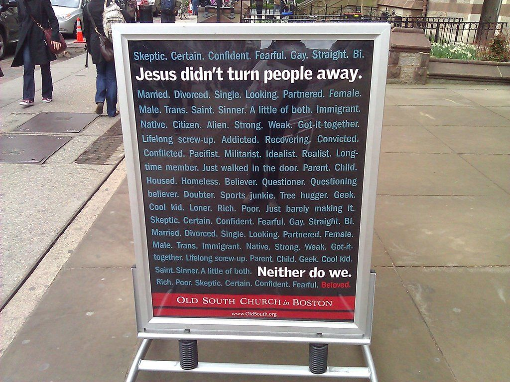 Jesus didn't turn people away Atheist quotes, Knowing