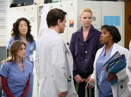 Greys Anatomy Wheres George Bailey Knows Greys Anatomy