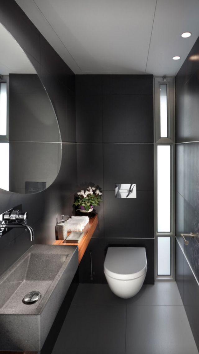 Bathroom Interior Design Homes Bathtub Shower Sink Tile Gay Masculine Decor Masculine Ba O