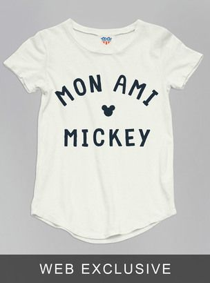 c0a07e27d240 Junk Food Clothing Kids Girls Mickey Mouse Tee-sugar-l   Infant ...
