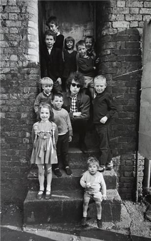 Dylan in Liverpool 1966