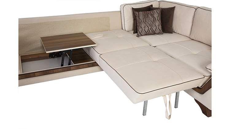 platzsparend ideen haba sofa, yusev mobilyarı - alfa köşe koltuk takımı - mobilyago | mobilya, Innenarchitektur