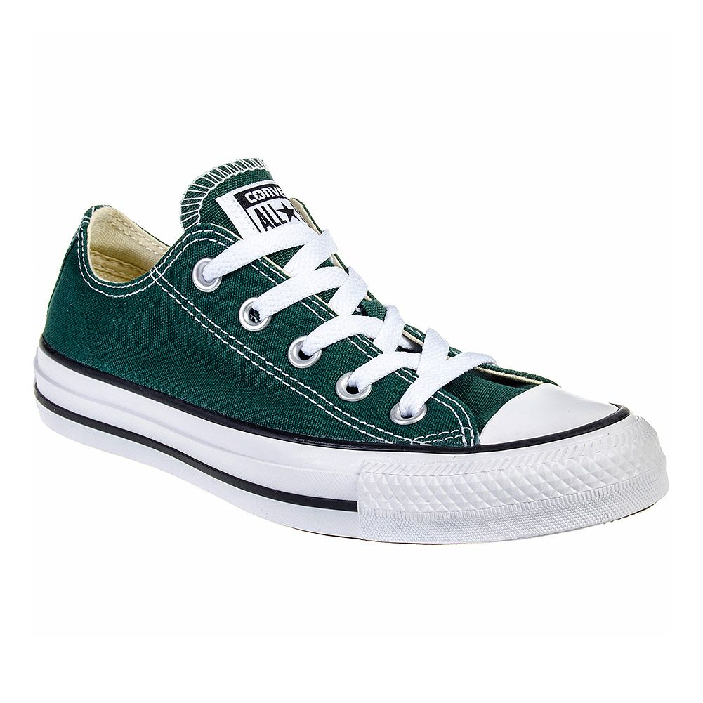 Converse All Stars Green Gloom Shoes (Green)