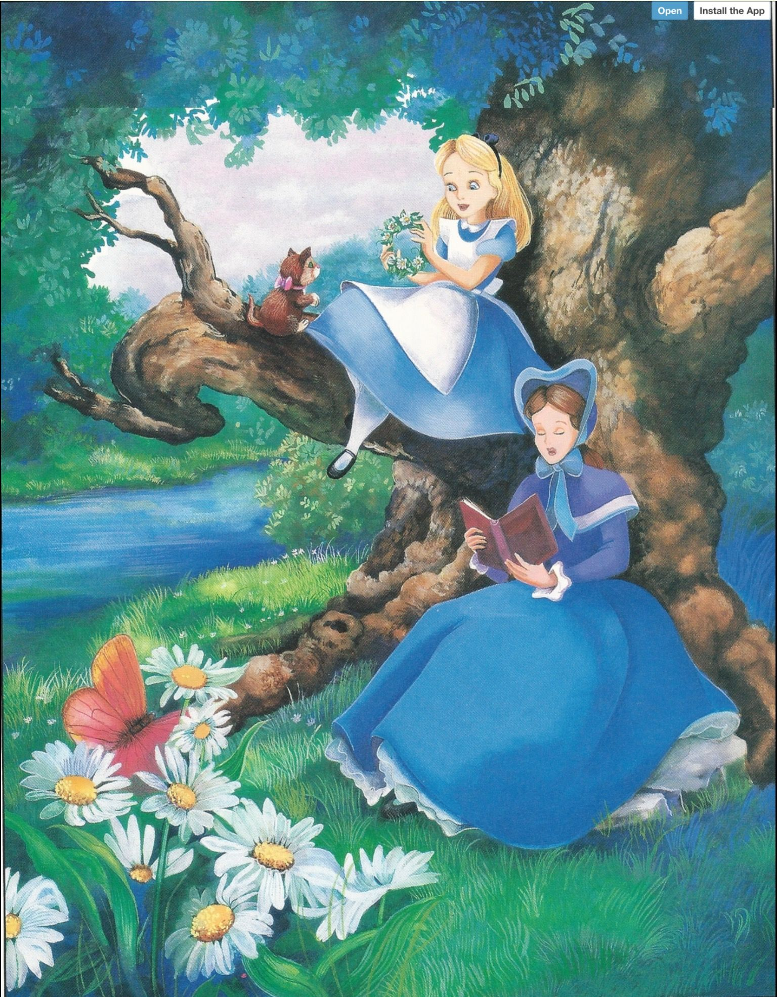 Franc Mateu And Holly Hannon Illustration Teddy Slater 1995 Illustrated Classic