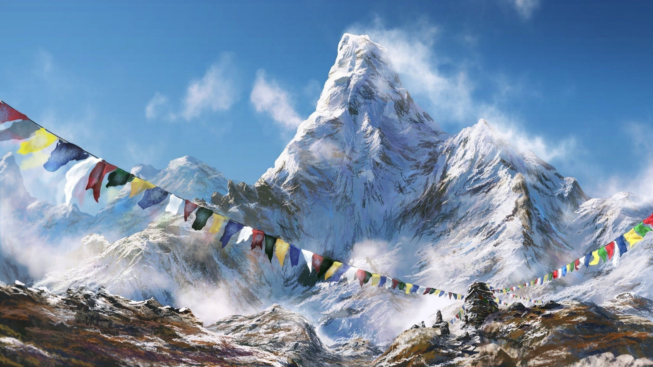 Mount Everest Nepal Iphone Wallpapers Backgrounds X In 2019