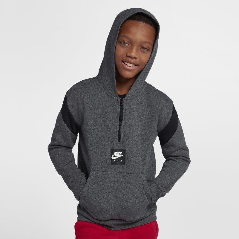 67d000e6 Air Older Kids' (Boys') Half-Zip Hoodie in 2019 | Products | Zip ...
