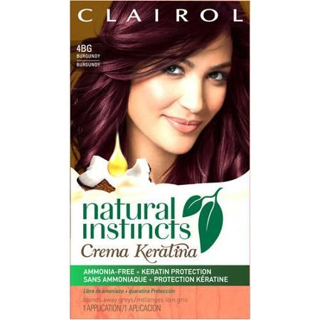 Burgundy - Demi Permanent Hair Color - Love this color ...