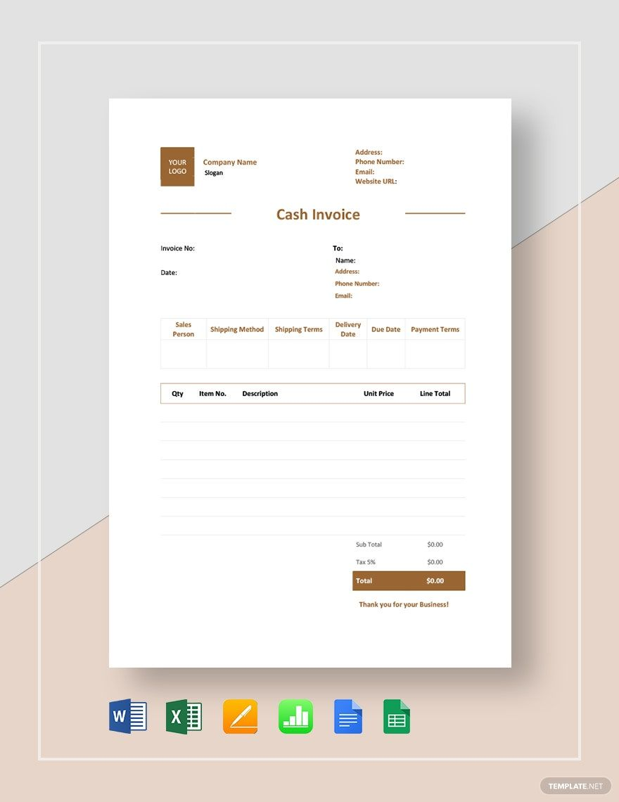 Free Delivery Receipt Template Word Excel Apple Pages Google Docs Google Sheets Apple Numbers Receipt Template Financial Apps Downloadable Resume Template