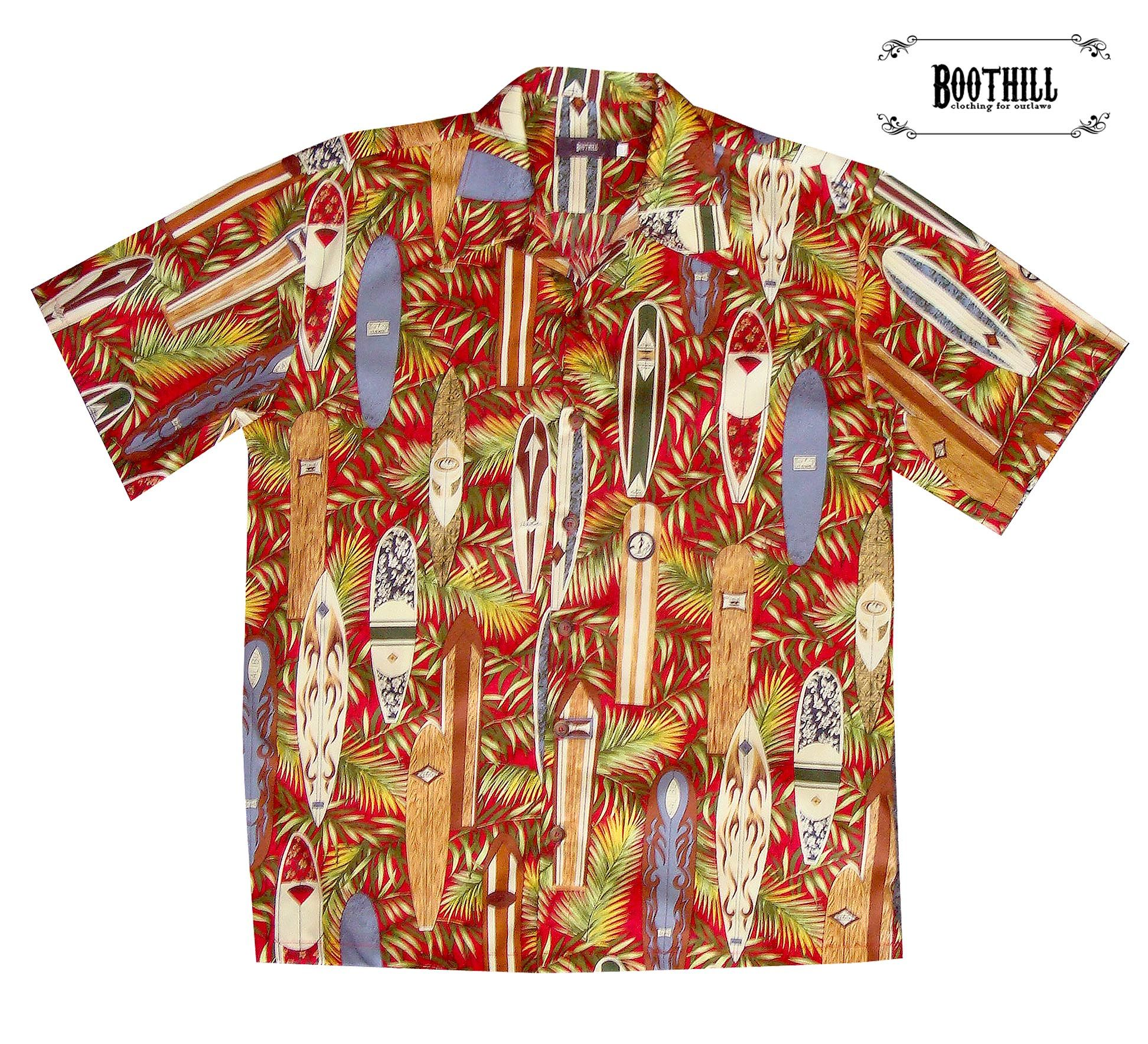 Boot Hill tiki surf shirt: www.boothill.co.za