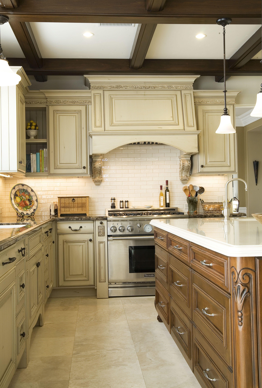 Kitchen 29 Island And Ringe Tuscan Kitchen Kitchen Cabinet Design Kitchen