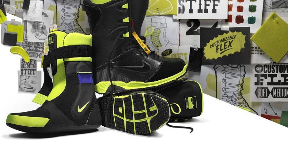 sports shoes 4b249 6bfd4 Nike Zoom Ites Snowboard Boots