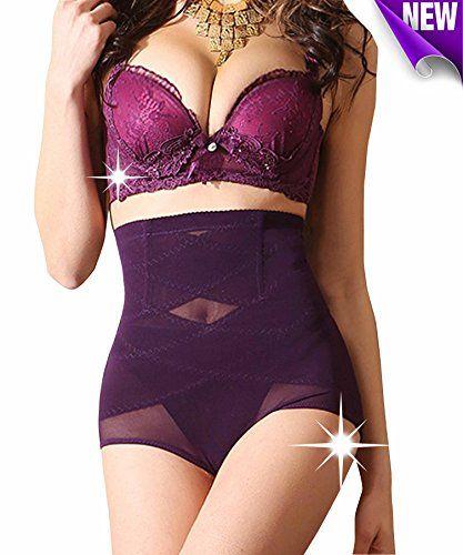 26080b0ec773d Hi-Waist Seamless Tummy Control Shapewear Shorts-Body Shaper Thigh ...